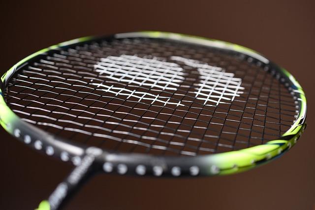Yonex badmintonketcher