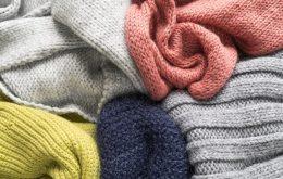 En masse forskellig uld