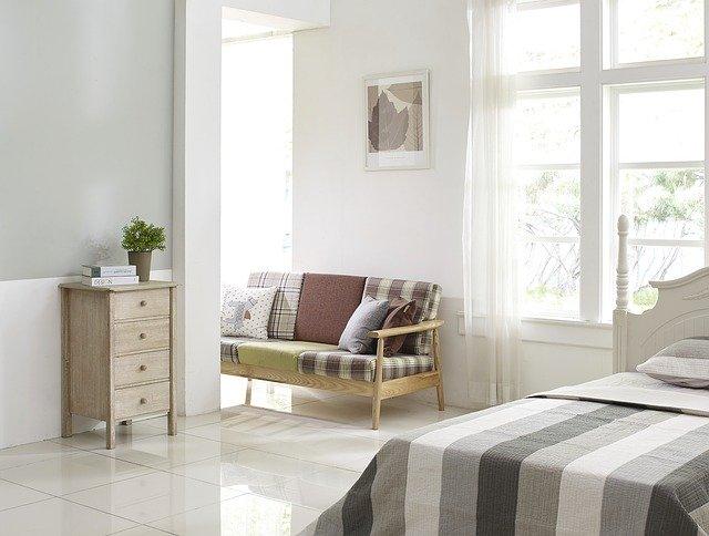 Flot soveværelse
